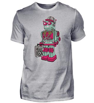 ☛ Robot Boombox #20.1