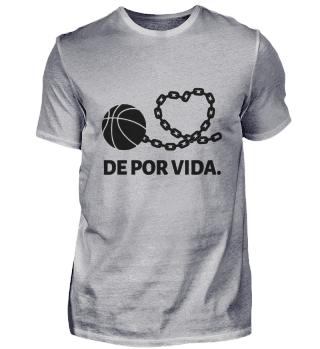 Basketball - lebenslänglich (spanisch)