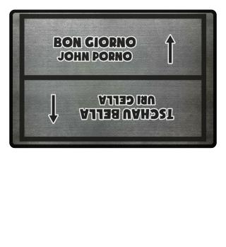John Porno / Uri Gella