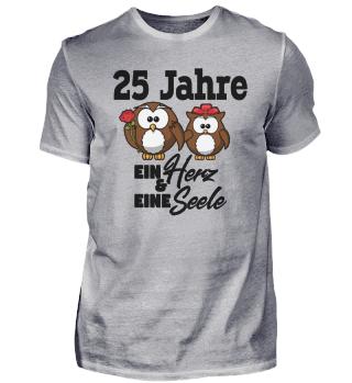 25 Jahre Herz und Seele!