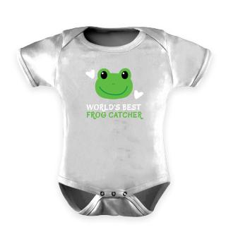 World Best Frog Catcher Toad Pond Quak