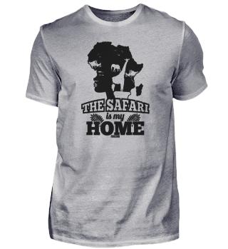 Safari Africa home saying gift