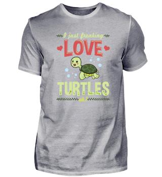 Schildkröte Liebe Geschenk