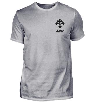Gruppen-Shirts-Adler