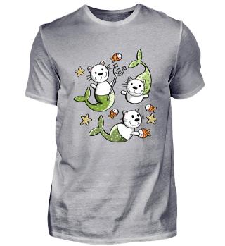 Funny Meerkatzen I Meerjungfrau