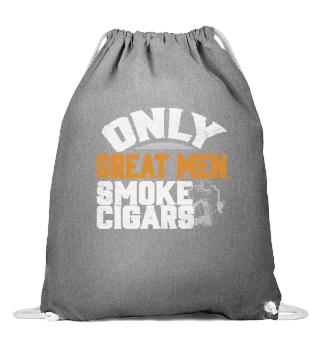 Cigar Smoking