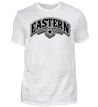 Herren Kurzarm T-Shirt Eastern Ramirez