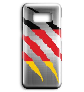 Deutschland Flagge Handyhülle Geschenk