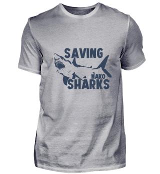 Saving Mako Sharks