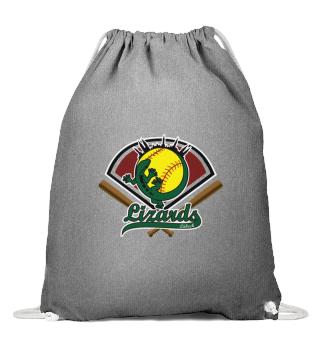 Lizards Turnbeutel Softball