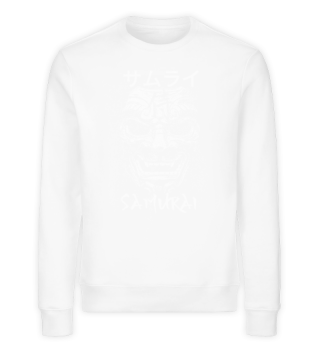 Samurai Kanji Mask
