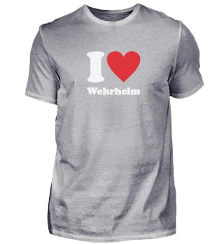 I love Wehrheim