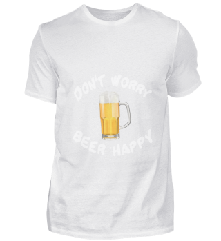 D010-0359A Bier - Don't worry Beer happy