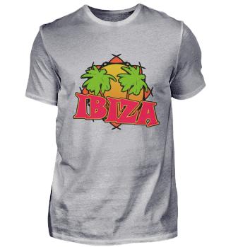 Ibiza Sommer Urlaubs Shirt