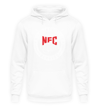 NFC LOGO Kreis Hoodie Black