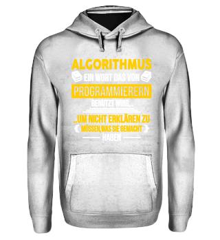 Programmierer - Algorithmus