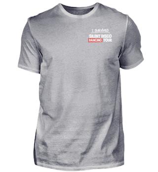 Herren Shirt // I survived #1