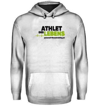 Athlet des Lebens Hoodie Unisex