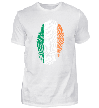 Fingerabdruck - Fingerprint - Irland