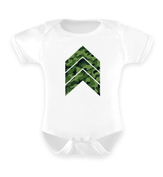 Paintball Military Rank T-Shirt