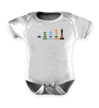 Chess Jiu Jitsu Shirt Jui Martial Arts G