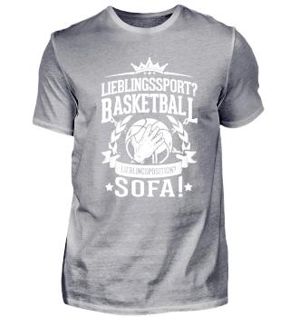 Basketball · Lieblingssport