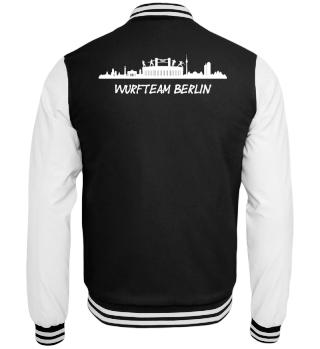 Collegejacke - Wurfteam Berlin