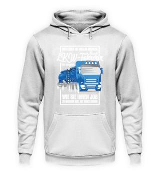 LKW-Fahrerin · Leben voller Risiken