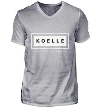 Koelle - Ming Stadt Herrenshirt