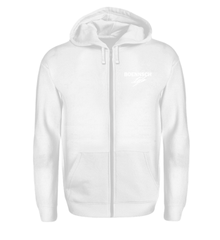 unisex zip hoodie made in bonn