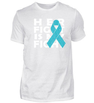 Fck Cancer Shirt ovarian cancer