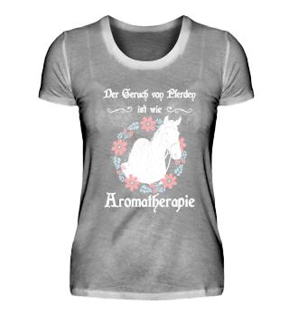 Aromatherapie Pferd
