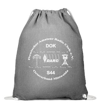 Logo auf Rucksack