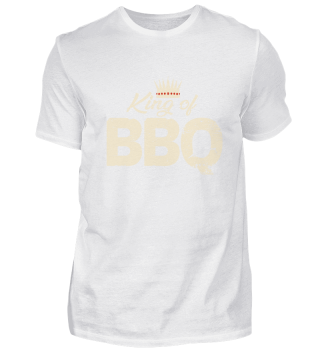 BBQ King Barbecue Gift | Grilling
