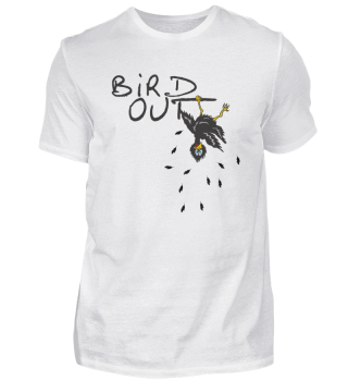 T-Shirt-Bird-out