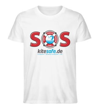 kitesafe.de SaveOurSchool Herren grey