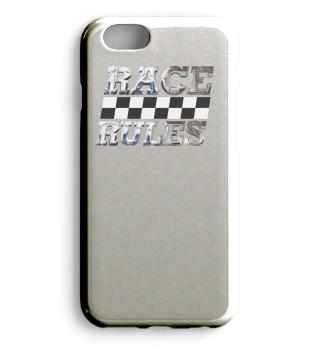 IPhone Handyhülle Auto Motorrad Race