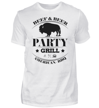 ☛ Partygrill · American BBQ #4S