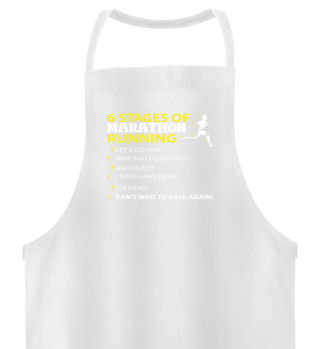 6 Stages Of Marathon
