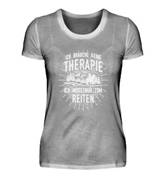 Pferde: Therapie? Lieber Reiten Geschenk