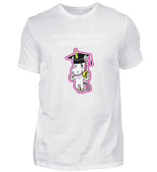 Kindergarten Graduation sweet Unicorn