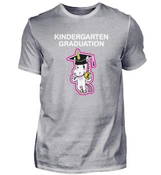 Kindergarten Graduation sweet Unicorn
