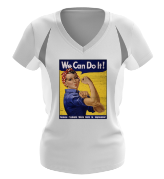 WE CAN DO IT - Emanzipation born 09