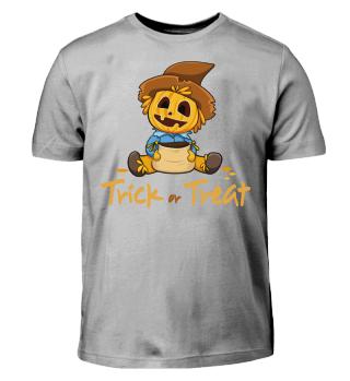 Trick or Treat - Scarecrow