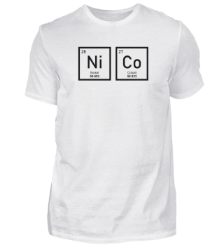Nico - Periodic Table