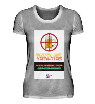 Mädl's Fan - Shirt MAXL'S Beisl Tour 2