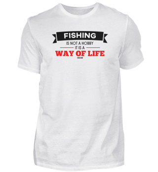 Hobby fishing fish peace gift