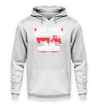 Landwirt · Traktor · Will Gülle fahren