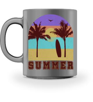 Sommer Strand / Summer Beach