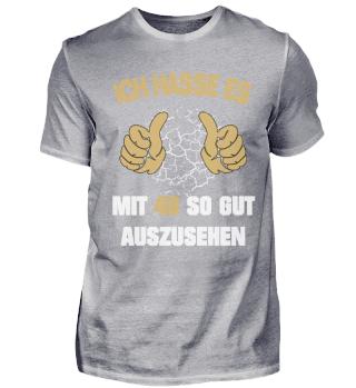 40. Geburtstag T-Shirt Ich hasse es